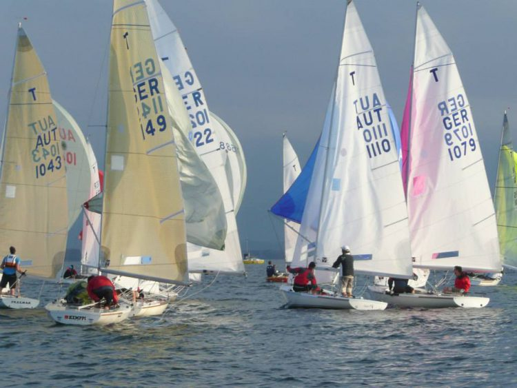 12.05.2018 / German Open: Toller Wind am Ammersee
