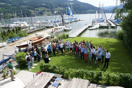 12.06.2017 / Mondsee: Drei Österreicher unter den ersten Vier