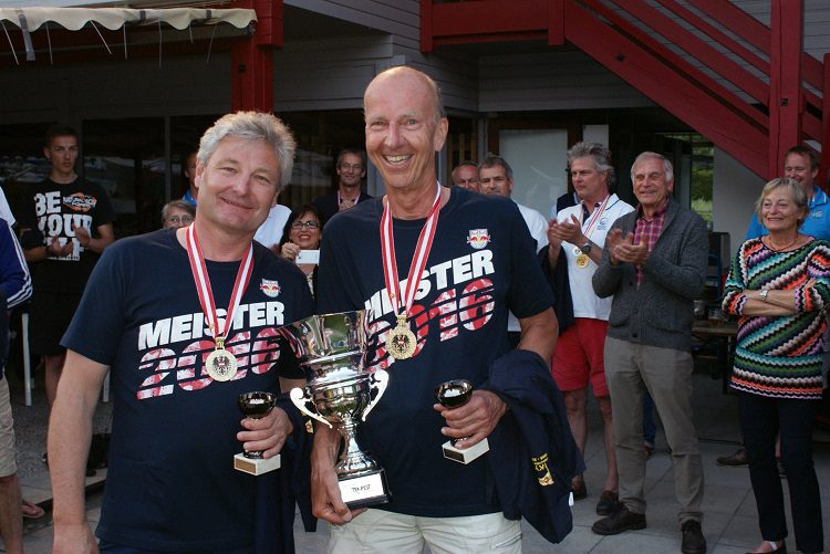 30.05.2016 / Segeltraum Ossiacher See – Ritschka/Steininger gewinnen ÖSTM