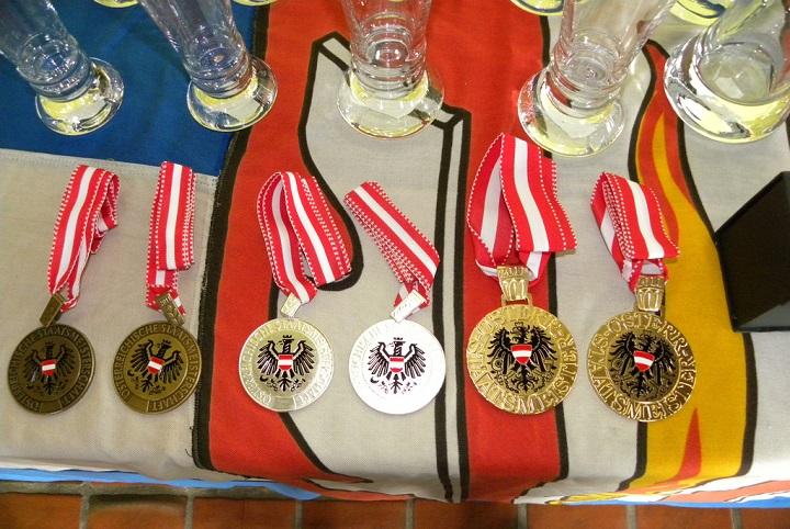31. Mai – 03. Juni / Int. Österreichische Meisterschaft am Zeller See