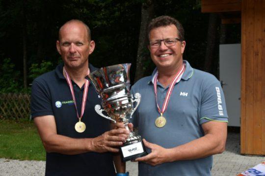 04.06.2018 / Polterauer & Czasny holen sich ÖM-Titel