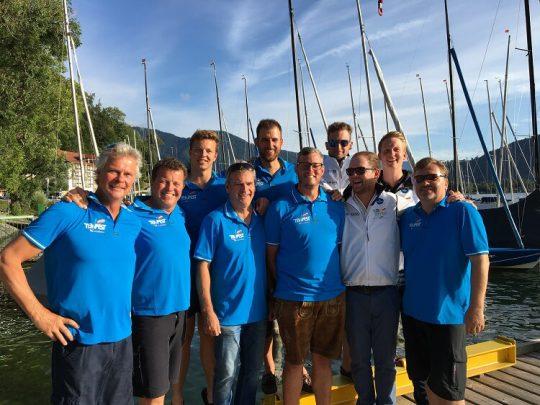 26.08.1019 / Tegernsee-WM geht an bayrische Profis