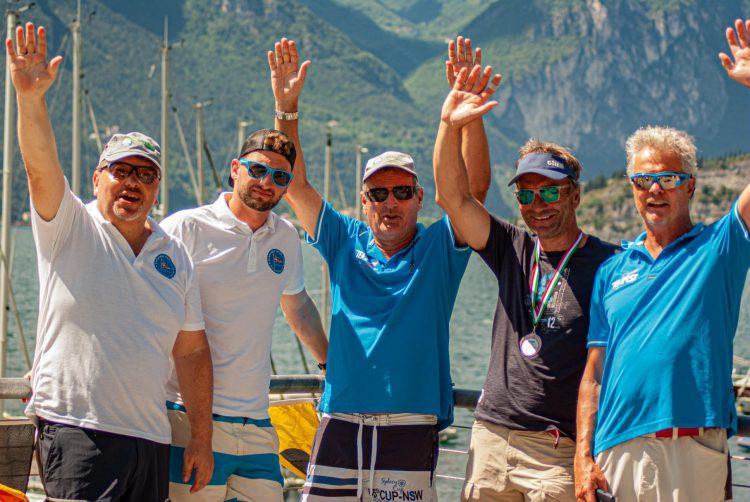 WM-Gardasee: Axel Wiesinger verpasst in Torbole knapp die Bronzemedaille